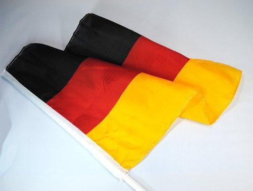 Autofahne Deutschland WM 2014