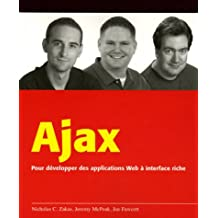 AJAX DEVELOPPER APPL WEB INTER