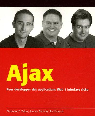 AJAX DEVELOPPER APPL WEB INTER