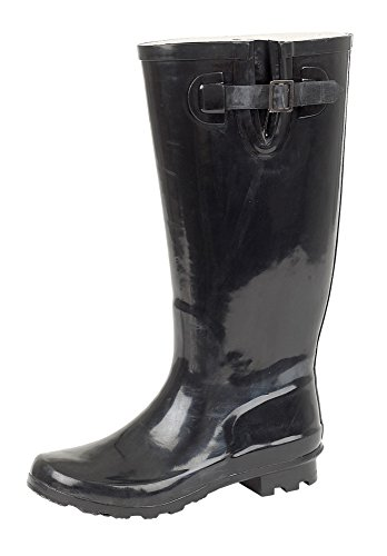 Ladies Welly,Festival,Rain,Snow WIDE CALF FIT FlT Wellies Wellington Boots