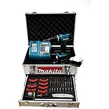 Makita DHP343RHEX - Taladro Combinado 14.4V