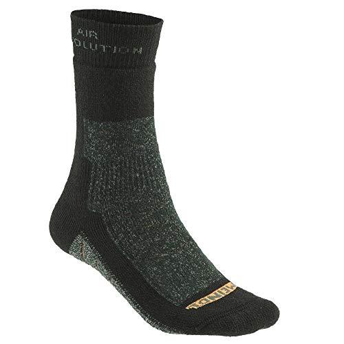Meindl Air Revolution Pro Socken, schwarz/anthrazit, 44 bis 47
