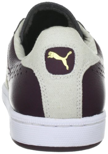 Puma Match Classic Lodge 353835 Herren Sportive Sneakers Rot (winetasting-birch 01)