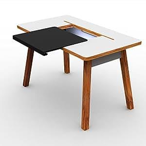 studiodesk sm schreibtisch 120 x 70 cm k che haushalt. Black Bedroom Furniture Sets. Home Design Ideas