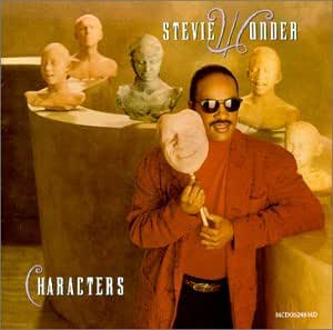 Characters Musikkassette Stevie Wonder Amazon De Musik
