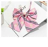 MY JINJI Necktie [Negocio Informal de Corbatas de Lazo para Viajes Diarios] Negocios del Hotel 25 Colores Búsqueda de Empleo para Hombres Boda Ceremonia para Adultos Ceremonia de Entrada ceremon