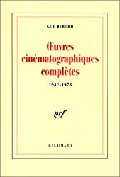 Oeuvres cinématographiques complètes, 1952-1978