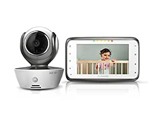 motorola mbp854 connect wi fi hd video baby monitor baby. Black Bedroom Furniture Sets. Home Design Ideas