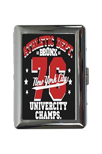 cache étuis à cigarettes Sport Bronx New York imprimées