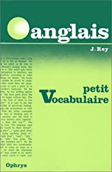 Petit vocabulaire anglais