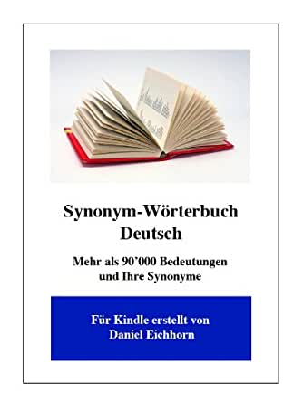 Thesaurus Synonym Deutsch