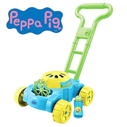 NiñosNiñas Niños Máquina Para MowerJuguetes Bubble Jardín Y De Hti Soplador Pig Burbujas Peppa 5j4LA3R