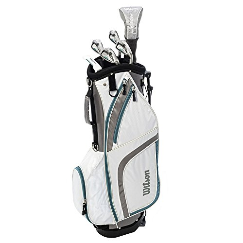 PRO STAFF Wilson Lady Golf Kit 1/2 Série Graphite