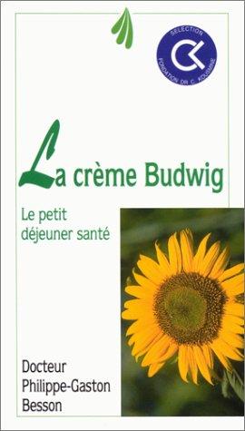 La Crème Budwig, le petit déjeuner santé par Philippe Gaston Besson