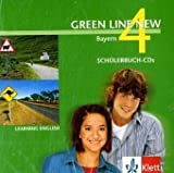Green Line NEW Bayern: Begleit-CDs zum Schülerbuch Band 4: 8. Schuljahr (Green Line NEW. Ausgabe für Bayern)