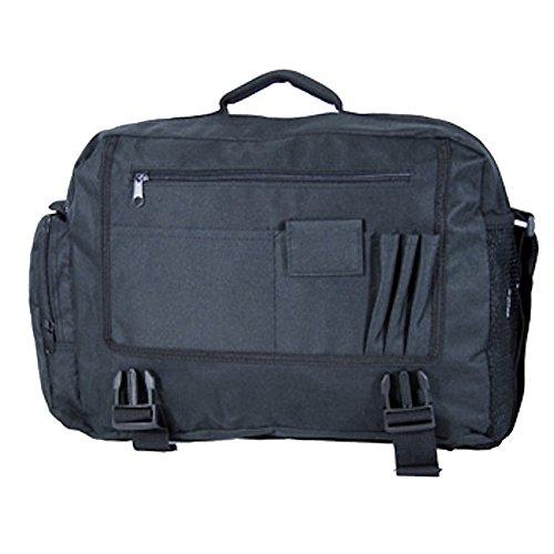 Blacks da viaggio e da bagaglio a mano, con borsa a tracolla Nero Jazzi-2563-Black large Jazzi-2563-Black