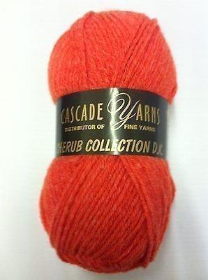 Cascade Yarns Cherub Kollektion Strickwolle/Schurwolle 50 G - Sommer Pudding -