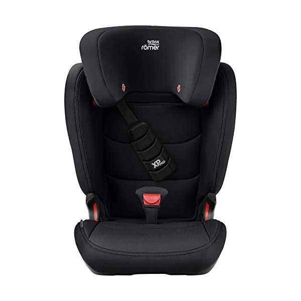 Britax Römer car seat 15-36 kg, KIDFIX Z-LINE Isofix Group 2/3, Cosmos Black Britax Römer Made in germany Outstanding security concept - xp-pad and secureguard Ideal inside dimensions and seat - for extra comfort and excellent ergonomics 2