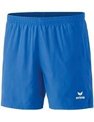 erima Shorts Tischtennis Freizeit - Pantalones de fitness para hombre, color azul, talla 8 años (128 cm)