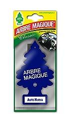 Idea Regalo - Arbre Magique Mono, Deodorante Auto, Fragranza Auto Nuova, Profumazione Prolungata fino a 7 Settimane