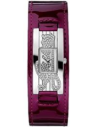 Guess Damen-Armbanduhr XL Analog Leder W80055L2