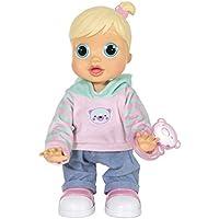IMC Toys 96325IMIT - Baby Wow Zoe Impara a Camminare - Lingua Italiana
