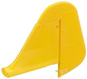 Jamara 160187 Piper Super Cub EP-Por - Deriva en color amarillo Importado de Alemania