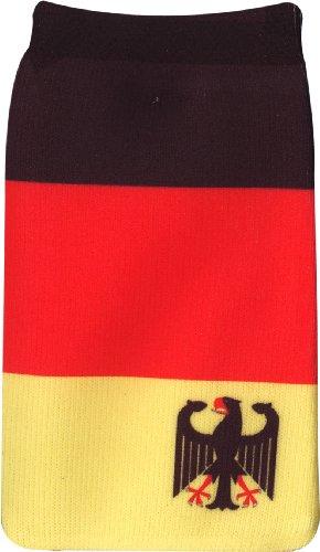 J-Straps Deutschland Handysocke zur WM2010 geeignet für alle gängigen Handys