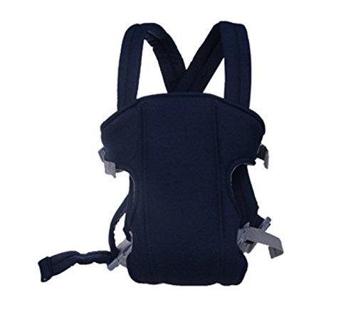Preisvergleich Produktbild OurKosmos® Ultra Ventilate 3 in 1 Babytrage Soft-Baby-Förder vorne Rucksack für 3 Monate bis 16 Monate Baby / Kind (blau)