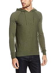 Gas Mens Cotton Sweater (8056775125198_876861692_X-Large_Green Savana)