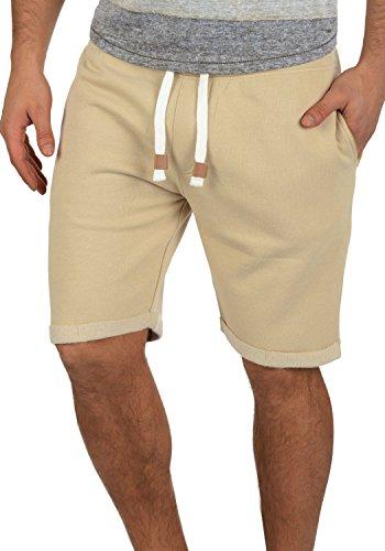 INDICODE Rion - pantalón corto para Hombre, tamaño:L;color:Sand Mix 039