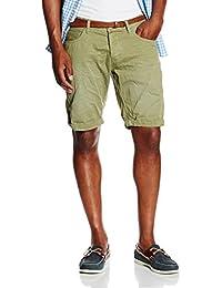Tom Tailor Denim Colored Twill Bermuda, Short Homme