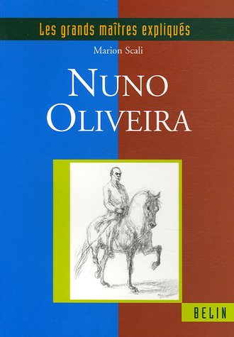 Nuno Oliveira par Marion Scali