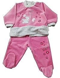 Amazon.es  Vestido Rosa Fucsia - Bebé  Ropa 71793117246e