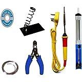 GUNK Soldering iron kit with desolder pump (6 in 1)