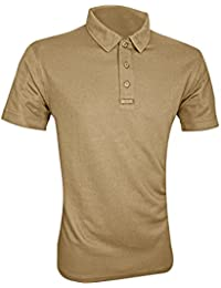 Viper Tactique Hommes Chemise Polo Coyote Marron