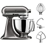 KitchenAid Artisan Mixer 125 Liquid Graphite - 5 Year KitchenAid Warranty