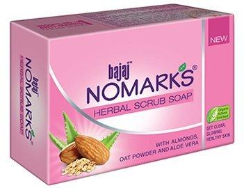 3-x-bajaj-nomarks-herbal-scrub-soap-with-almonds-oat-powder-aloe-vera