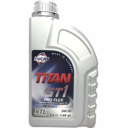 FUCHS Motoröl TITAN GT1 ProFlex 5W30 1 Liter