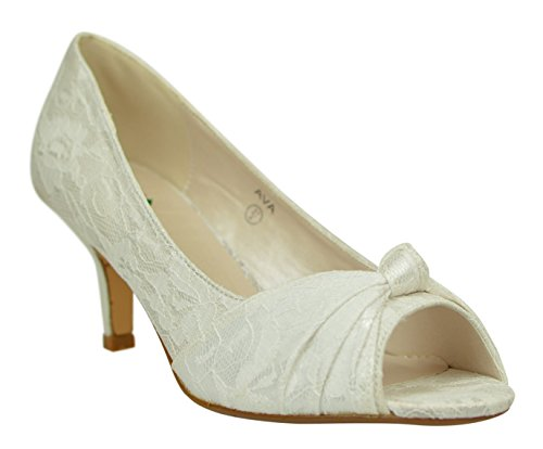 Chic Feet , Sandales pour femme Ivoire