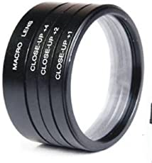 SPE 58mm Lens Filter Kit for Canon EOS EF