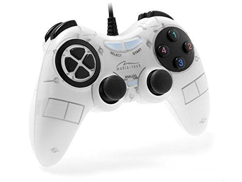Media-Tech Corsair II - Volante/mando Gamepad