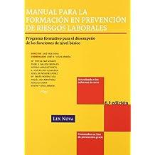 Manual para la formación en prevención de riesgos laborales
