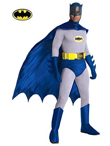 Batman Grand Heritage Kostüm Herren Gr. (Erwachsene Kostüme Grand Heritage Batman Für)
