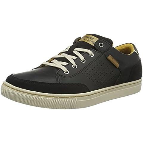 Skechers (SKEES) Elvino-Lemen, Zapatillas de Deporte Para Hombre