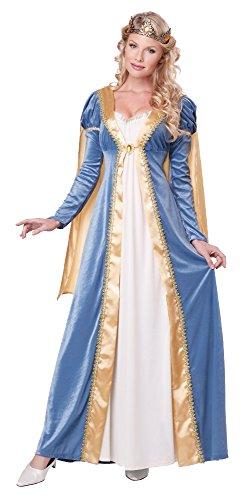 JADEO Elegante Kaiserin Kostüm für Erwachsene - Large (Kaiserin Der Prinzessin Kostüme)