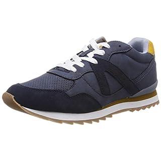 ESPRIT Damen Astro LU Sneaker Blau (Navy 400) 41 EU