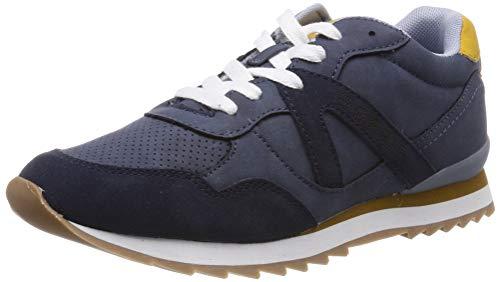 ESPRIT Damen Astro LU Sneaker, Blau (Navy 400), 36 EU