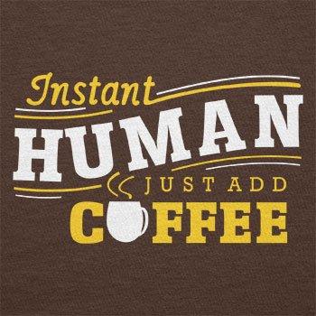 TEXLAB - Instant Human - Herren T-Shirt Braun