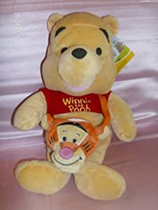 Winnie the Pooh - With Tigger Bag